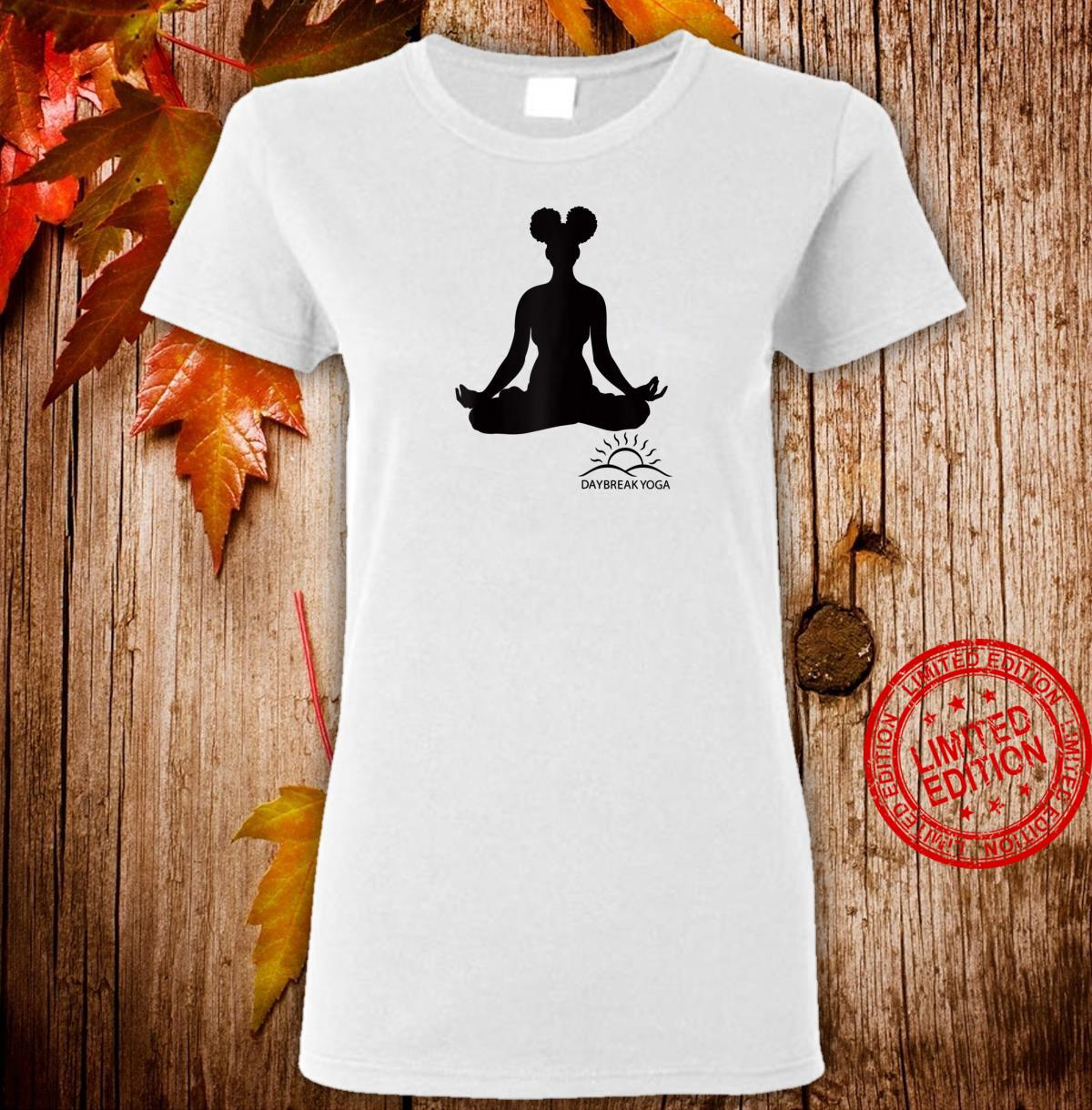 Afro Puffs Lotus Pose Shirt