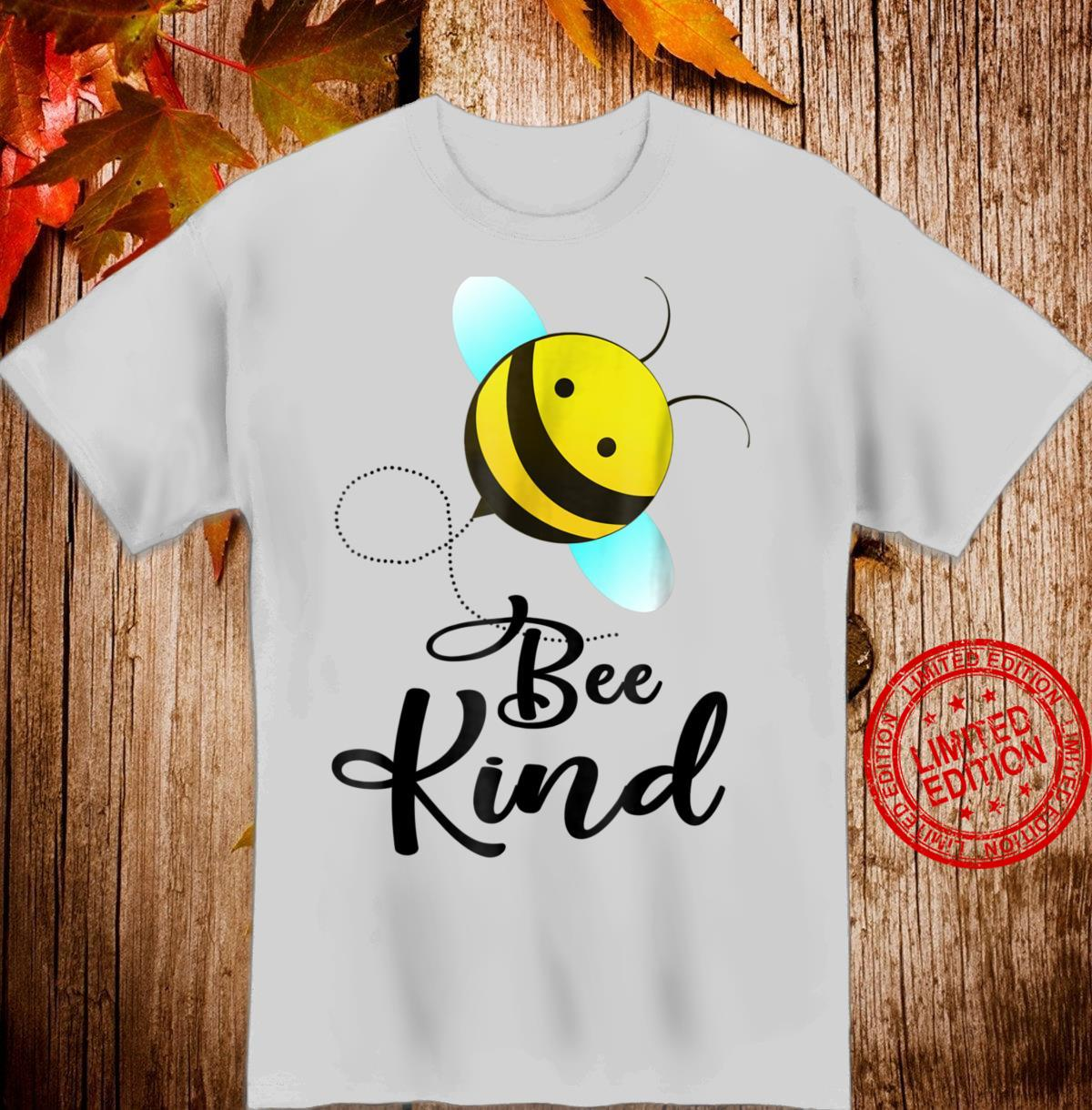 Bee kind Shirt Bumble bee Shirt for kindness Shirt