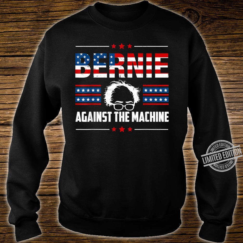 Bernie Sanders Against The Machine Red Star Bernie 2020 Shirt sweater
