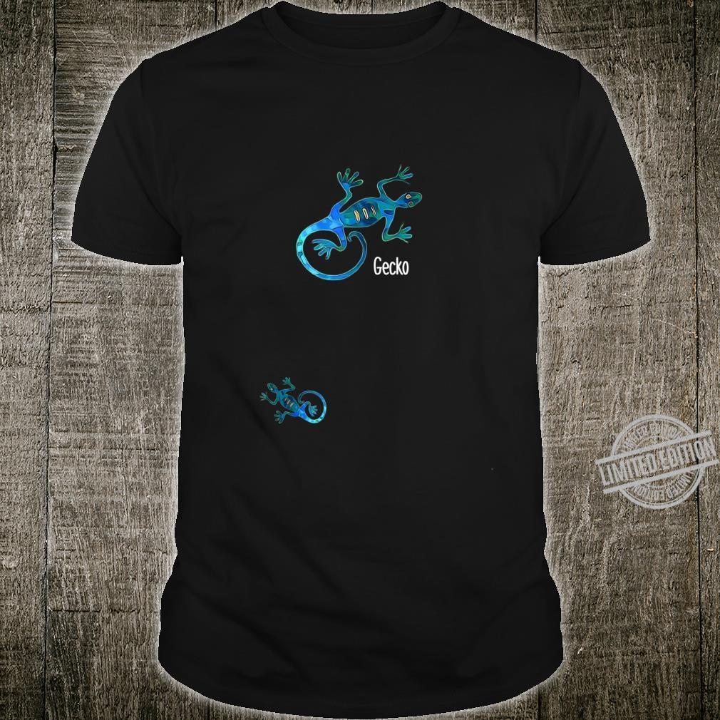 Blue Gecko Shirt