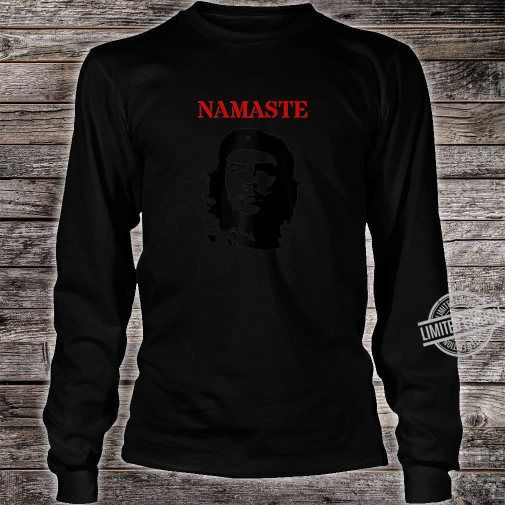 Che Guevara Namaste Shirt long sleeved