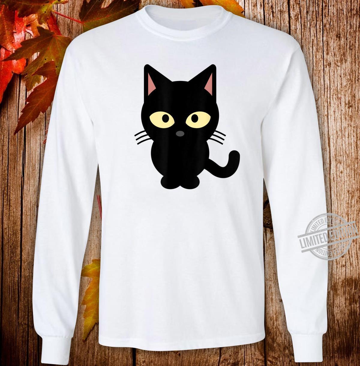 Cute Little Kitten Shirt long sleeved