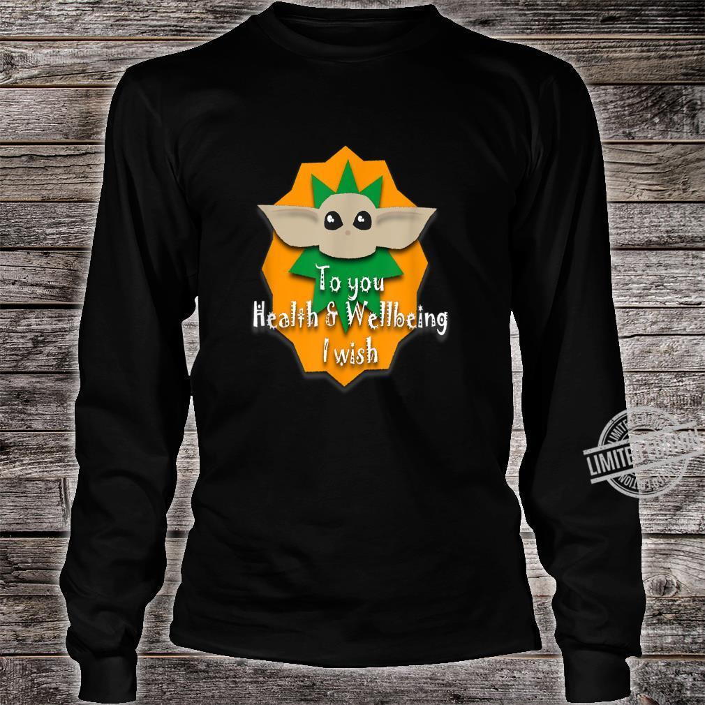 Cute Unisex Design Shirt long sleeved