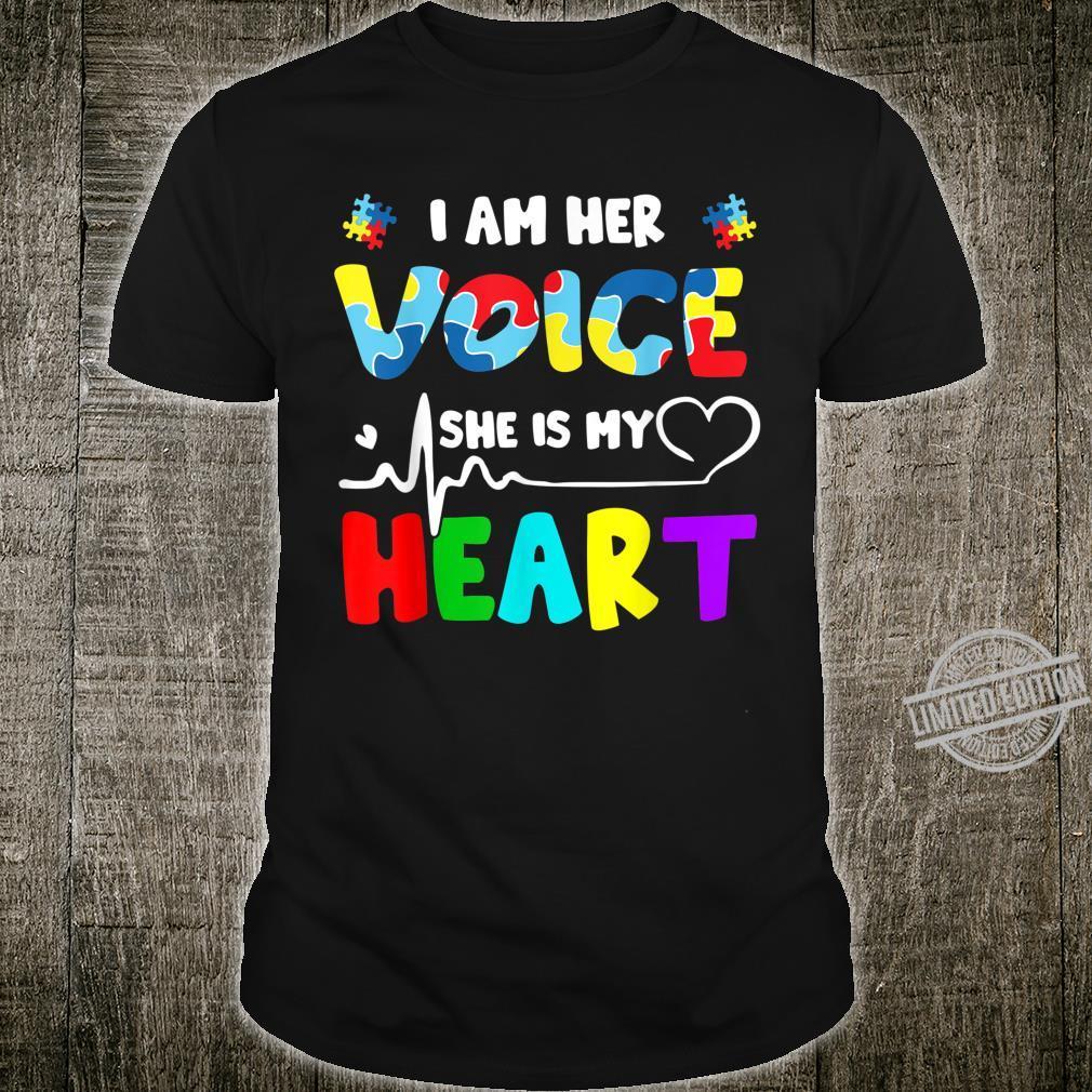 Daughters Autism Awareness Day Costume Autism Dad Brothers Shirt
