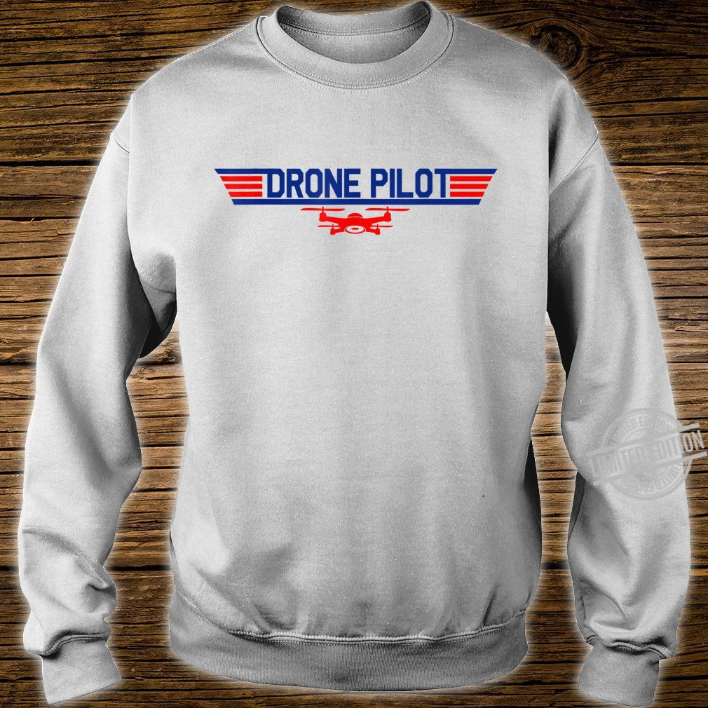 Drone Pilot Quadcopter RC Flying Wings Shirt sweater