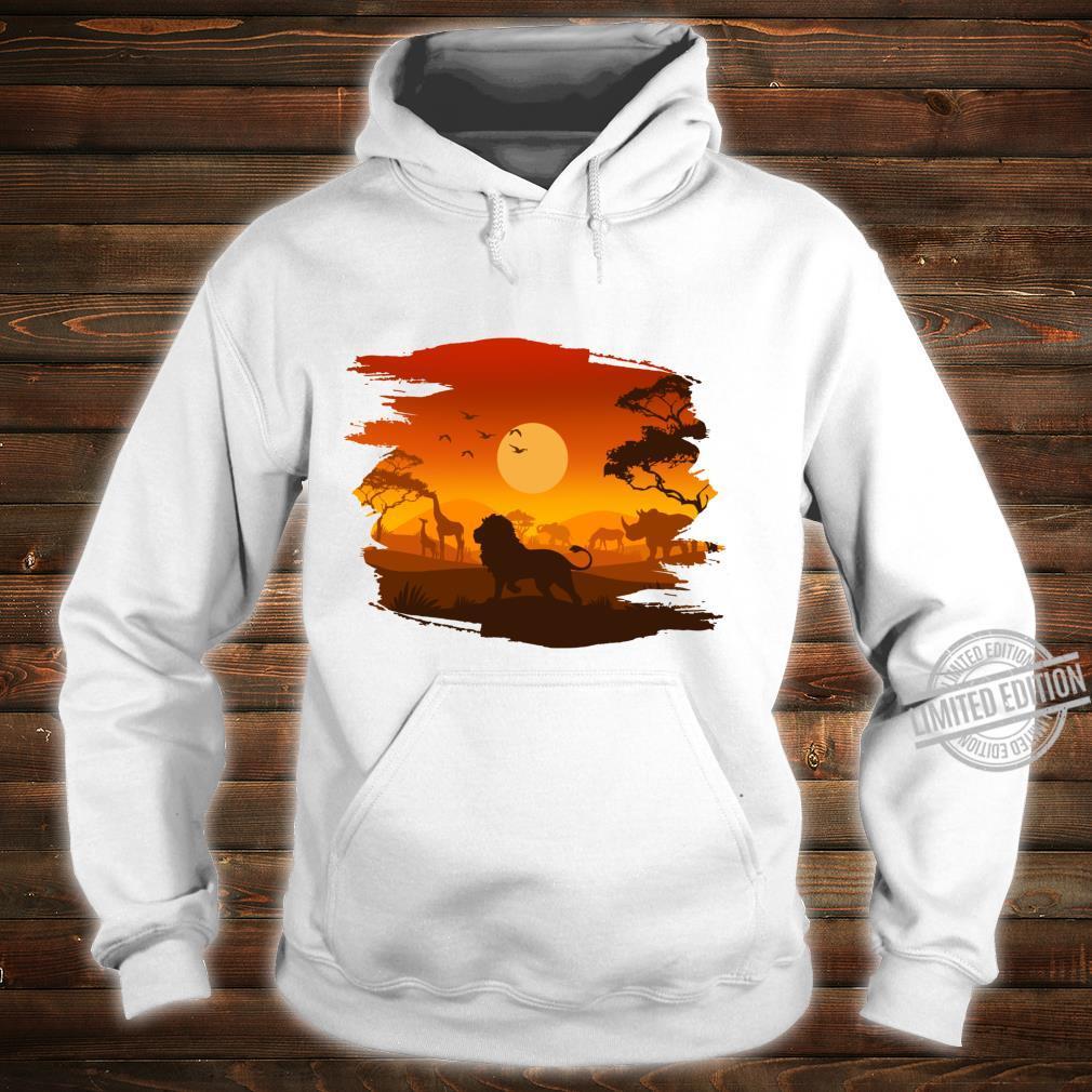 Elephant Shirt hoodie