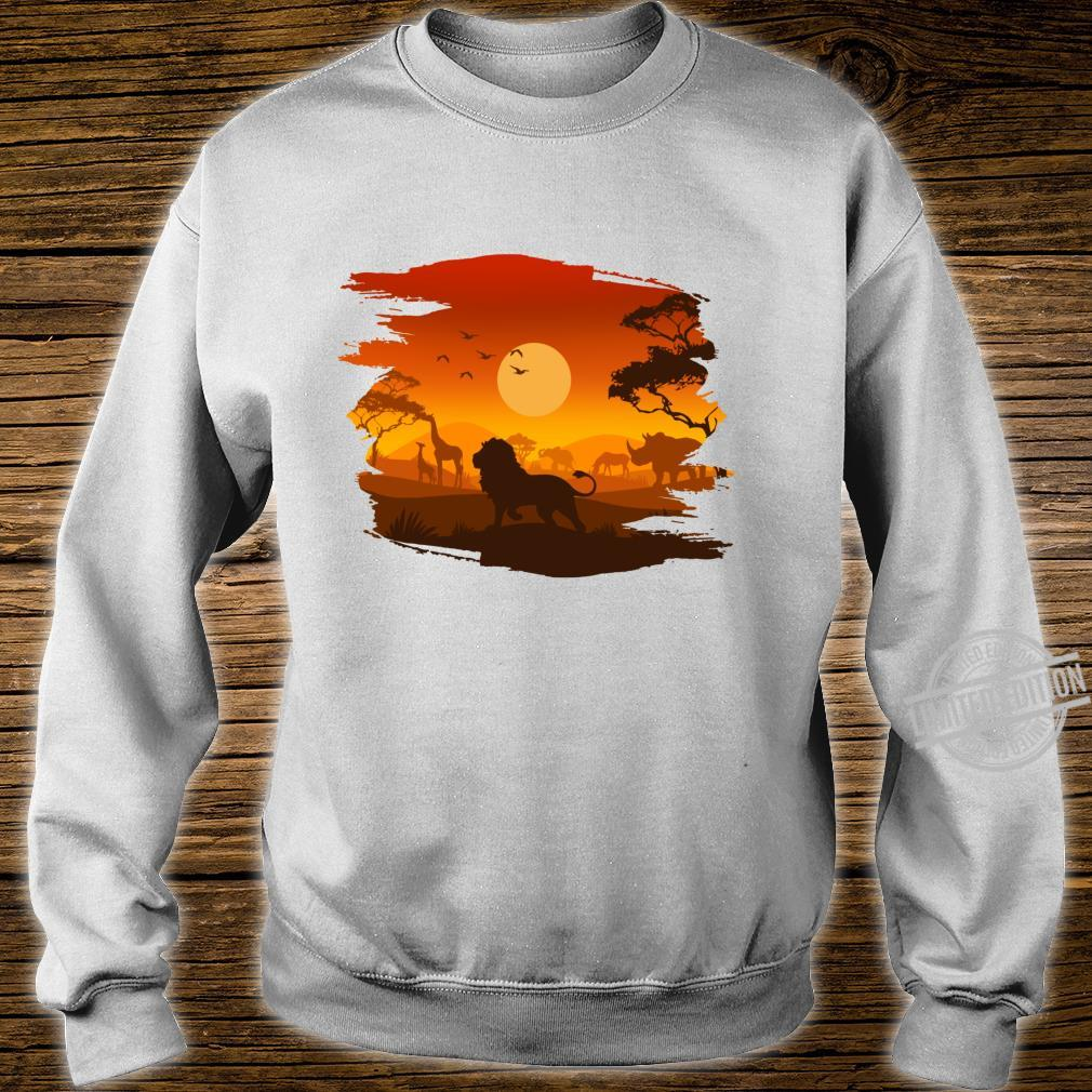 Elephant Shirt sweater