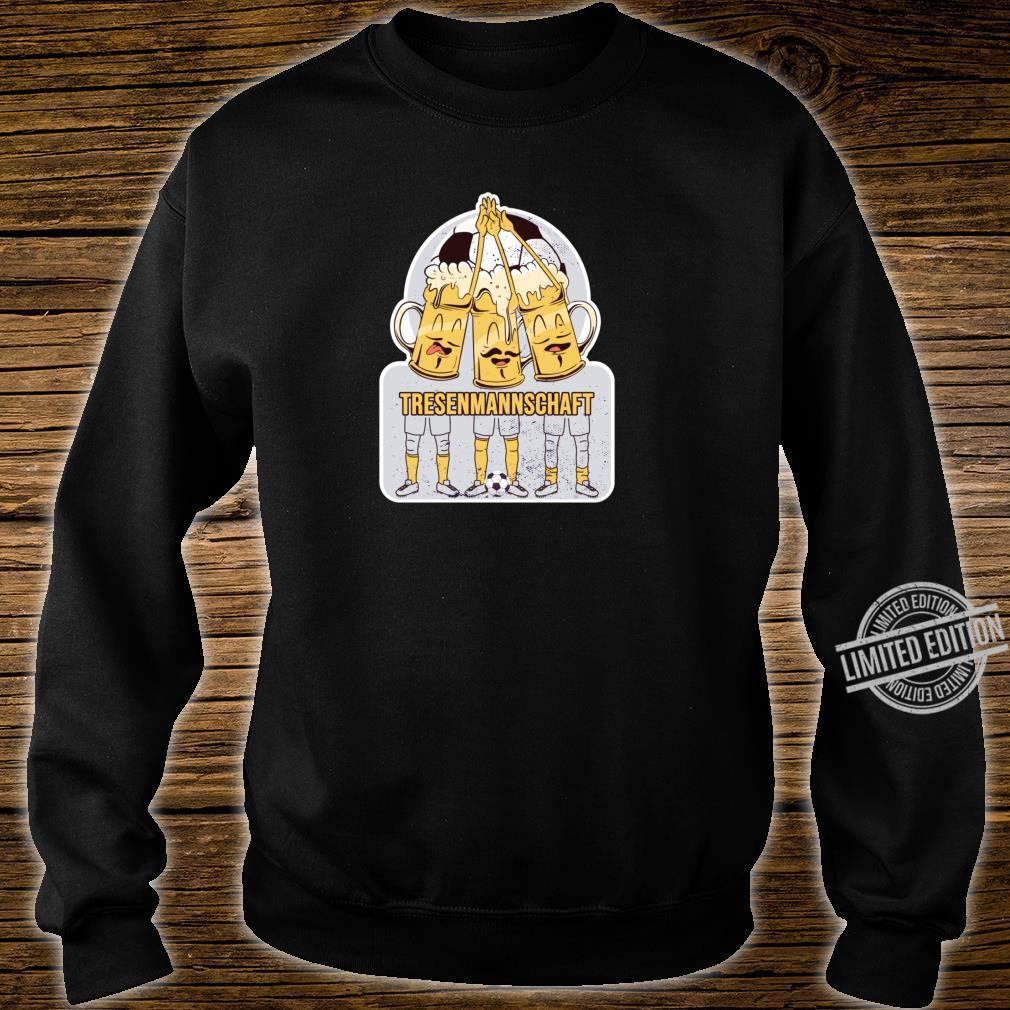 Fussball Spiel Taining Sport Bier Tresenmannschaft Fussball Shirt sweater