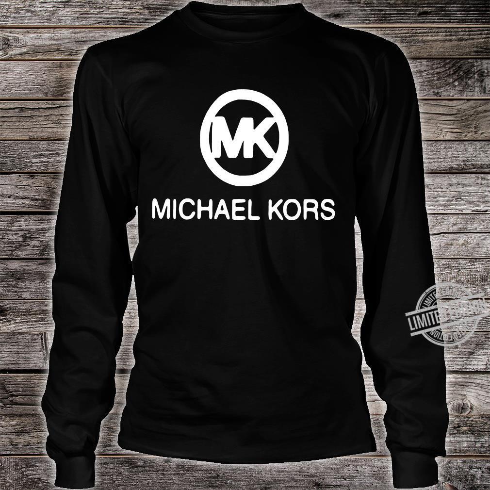 MK Michael Kors Men T-Shirt long sleeved