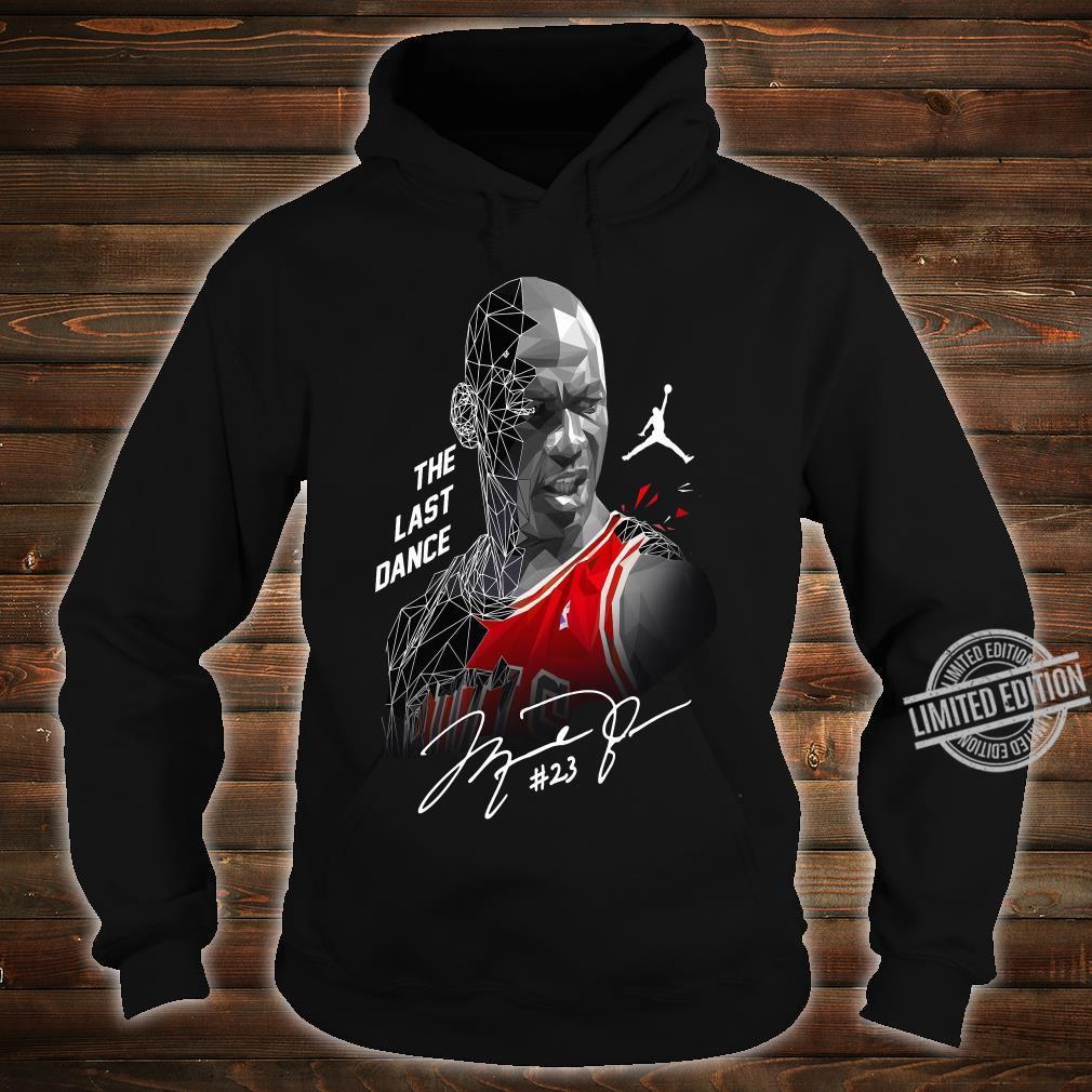 Michael Jordan The last dance shirt hoodie