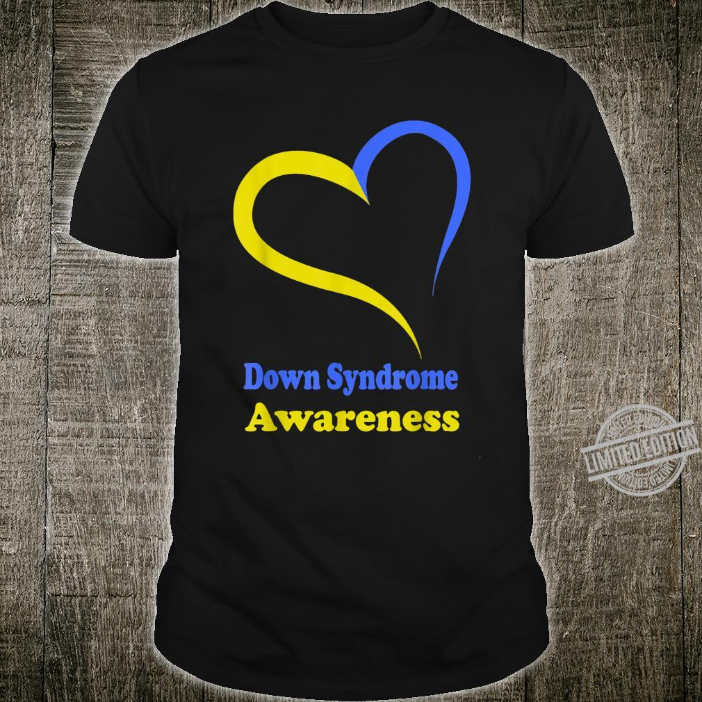 National Down Syndrome Awareness Month Trisomy 21 Day Shirt