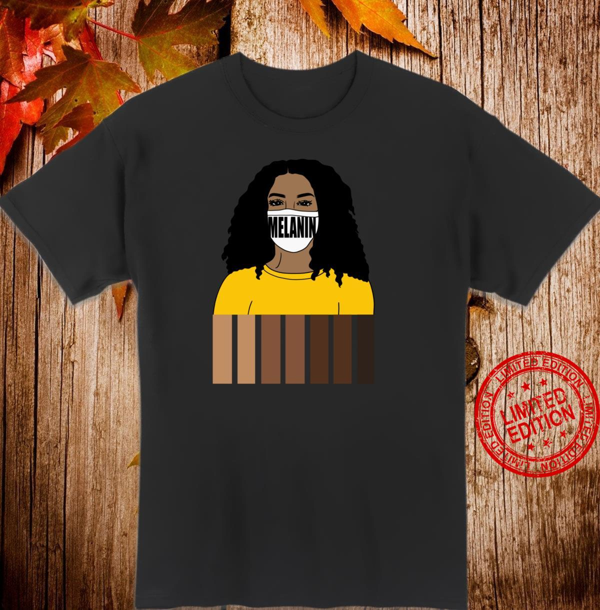 Oheneba Melanin Afro Shirt