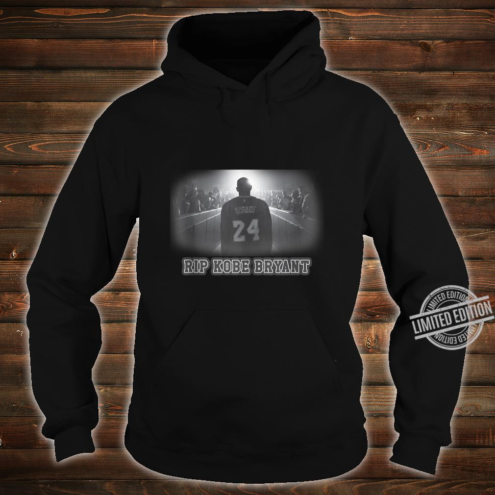 Ripkobe Rest In Peace Memorial Shirt hoodie