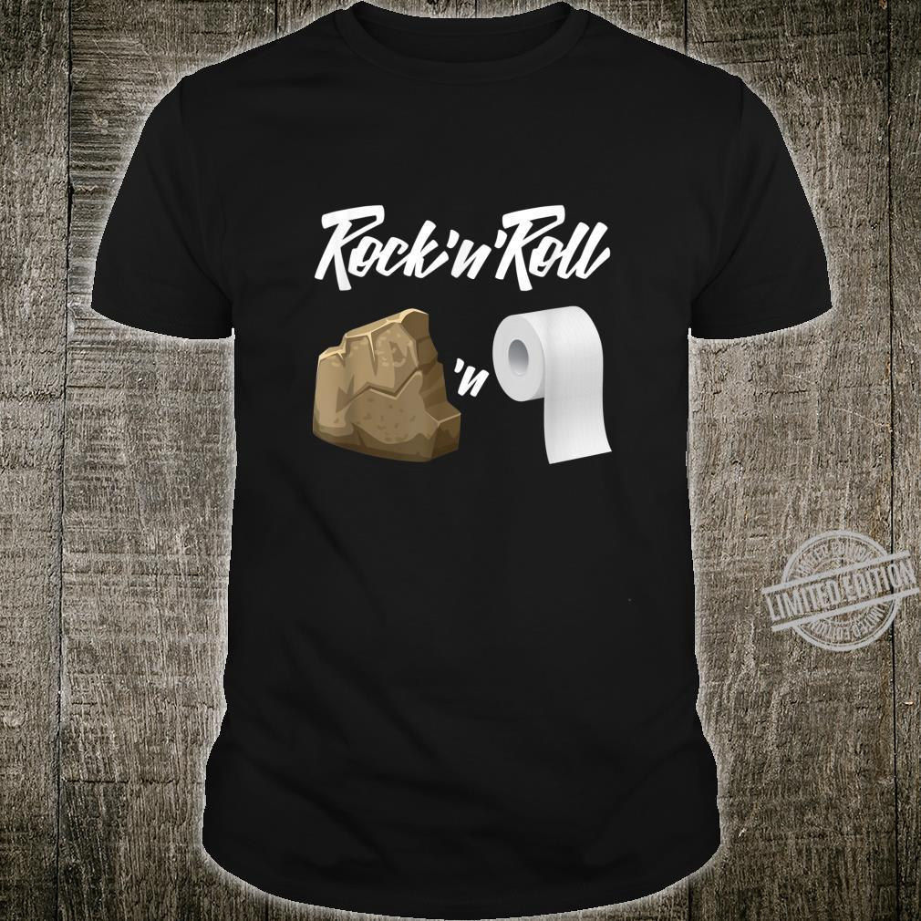 Sarcasm Rock and Roll, I Love Rock and Roll Music Shirt