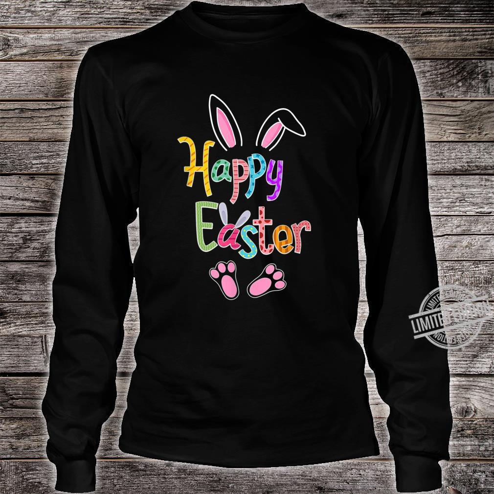 Shake That Bunny Tail Easter Pascha Christian Shirt long sleeved