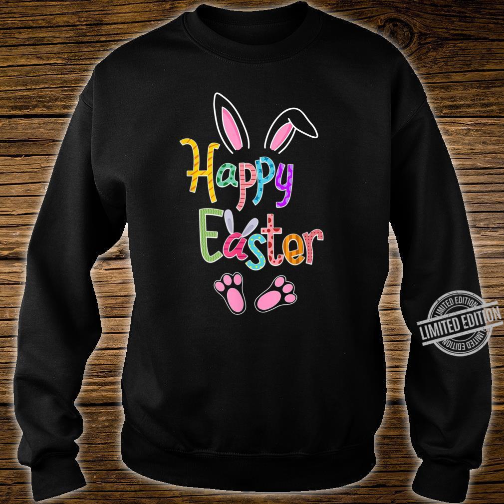 Shake That Bunny Tail Easter Pascha Christian Shirt sweater