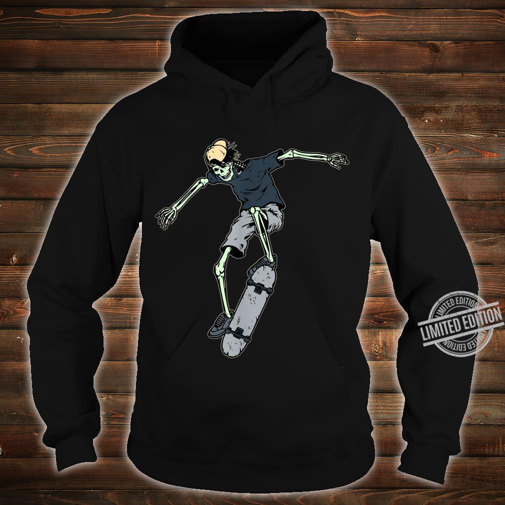 Skateboard Vintage Skate Retro Love Skateboarding Idea Shirt hoodie