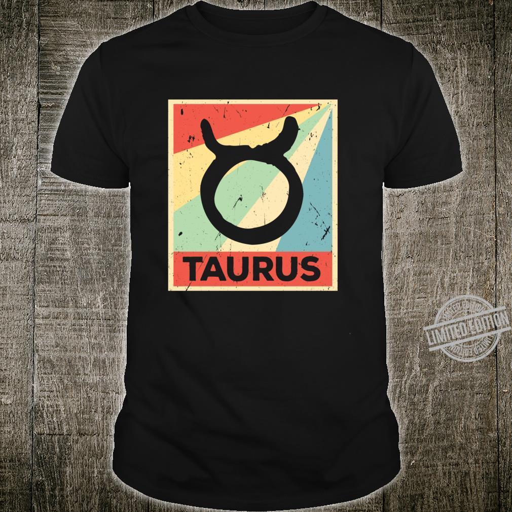 Taurus zodiac Vintage Unisex Shirt