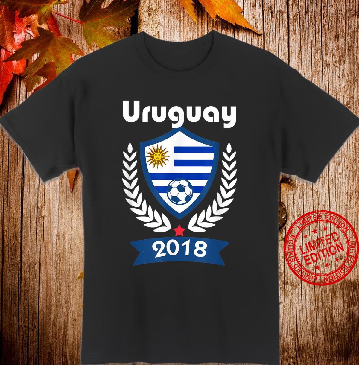 Uruguay Soccer shirt Team Uruguay 2018 Football Shirt